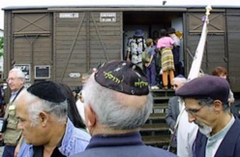 france holocaust 248 88 ap (photo credit: )