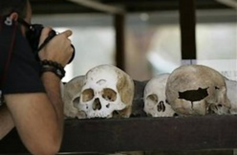 Khmer Rouge 248.88 ap (photo credit: AP)