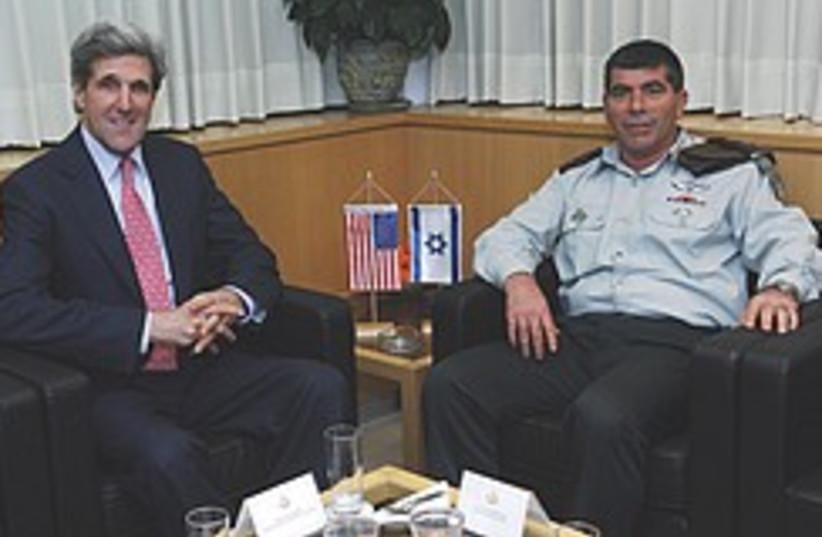 ashkenazi kerry 248.88 (photo credit: IDF)
