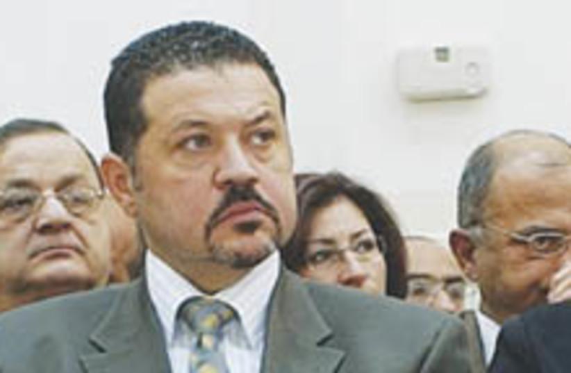 yasser abbas (photo credit: AP )