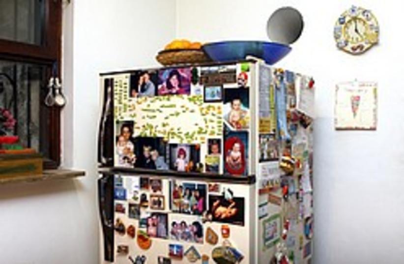 fridge 248.88 (photo credit: Ariel Jerozlimski)