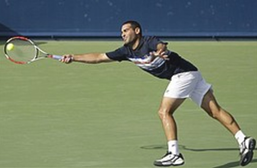 andt ram stretches 248.88 (photo credit: AP)