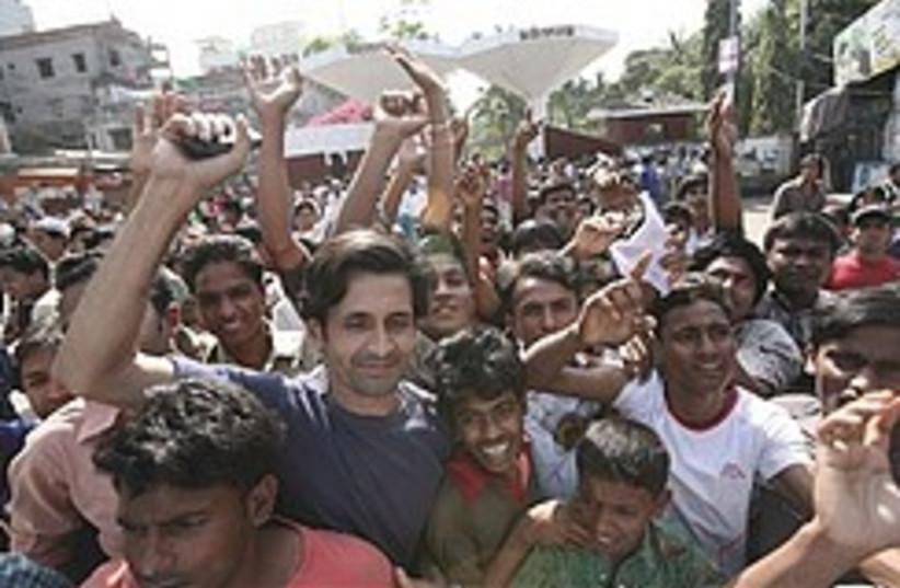 Bangladesh mutiny 248.88 (photo credit: AP)