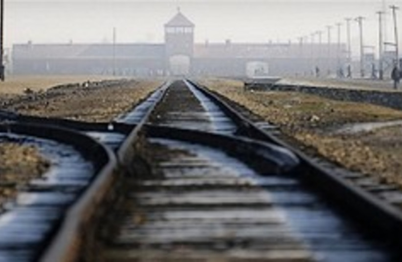 Auschwitz holocaust 248.88 ap (photo credit: AP [file])