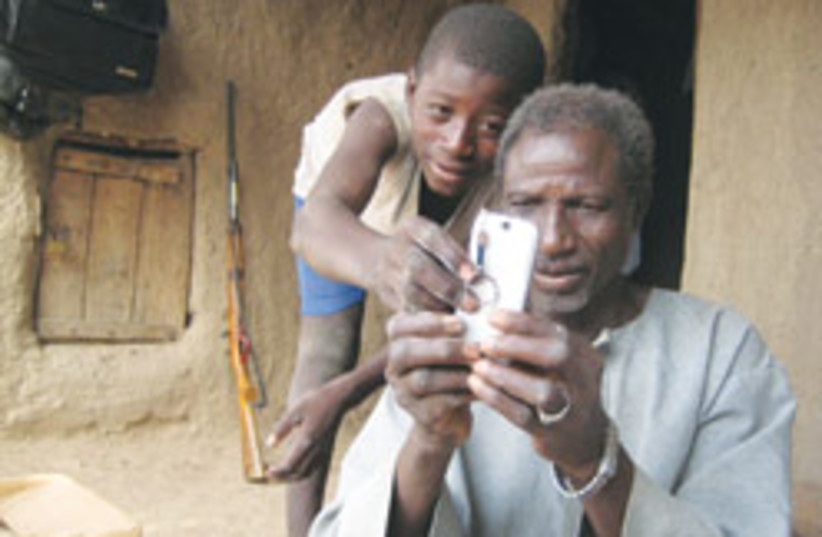 cell phone africa 88 248 (photo credit: )