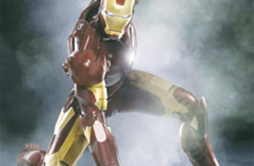iron man 88 248 (photo credit: Courtesy)