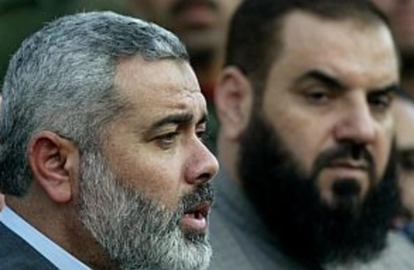 ismail hanieh 298.88 (photo credit: AP)