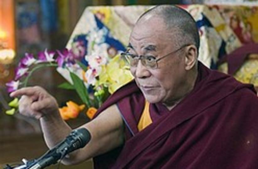dalai lama 248.88 (photo credit: AP)