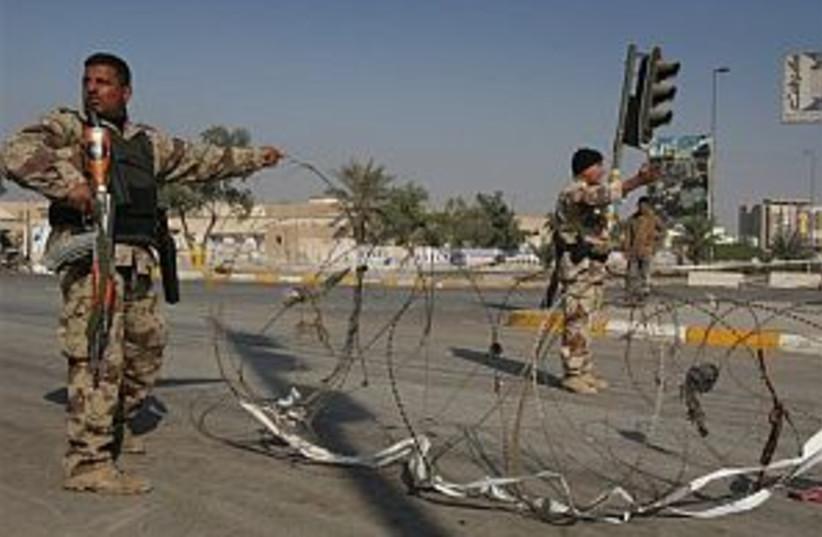 iraq elections 298 (photo credit: )