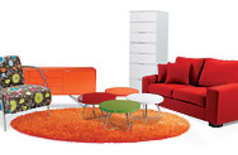 furniture 88 248 (photo credit: Courtesy)