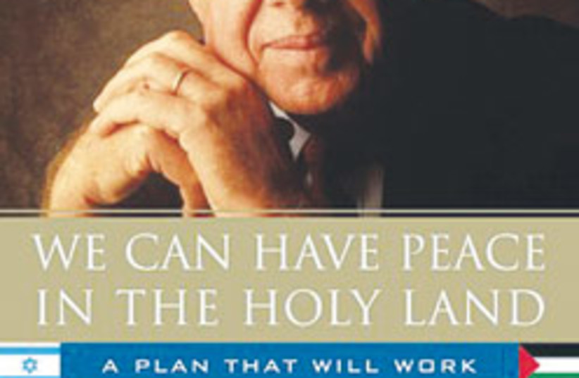 Jimmy Carter book 88 248 (photo credit: Courtesy)