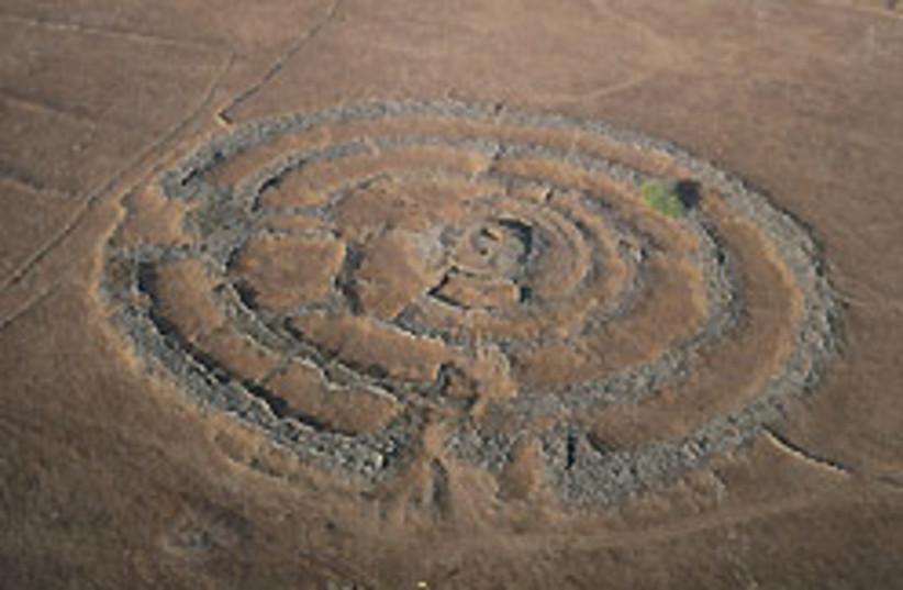 Rujm el-Hiri 88 248 (photo credit: Israel Antiquities Authority )