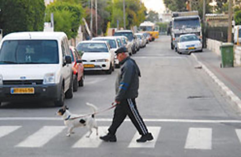 street monash 88 248 (photo credit: David Deutsch)
