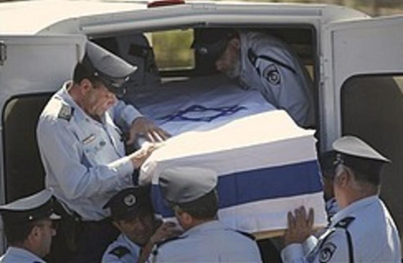 Rabinovitch coffin 248.88 (photo credit: AP)
