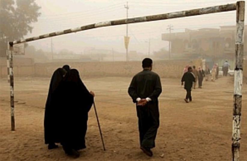 iraq elections 298 ap (photo credit: AP)