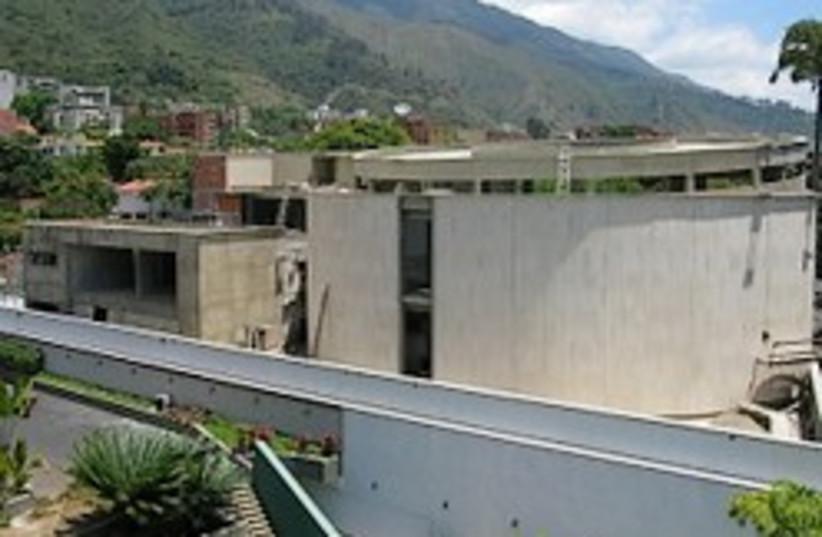 venezuela synagogue 248.88 jta (photo credit: Jasmina Kelemen / jta)