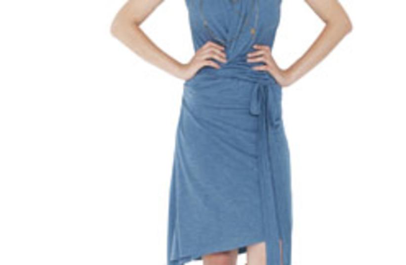 blue dress 88 248 (photo credit: Courtesy)
