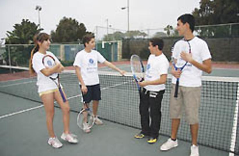 tennis arabs jews 248 (photo credit: Maya Spitzer)
