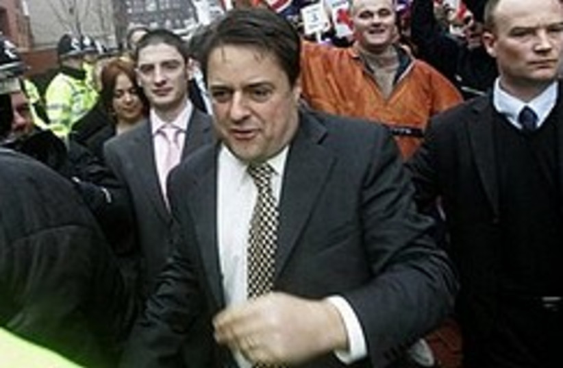 nick griffin 248 88 (photo credit: AP [file])