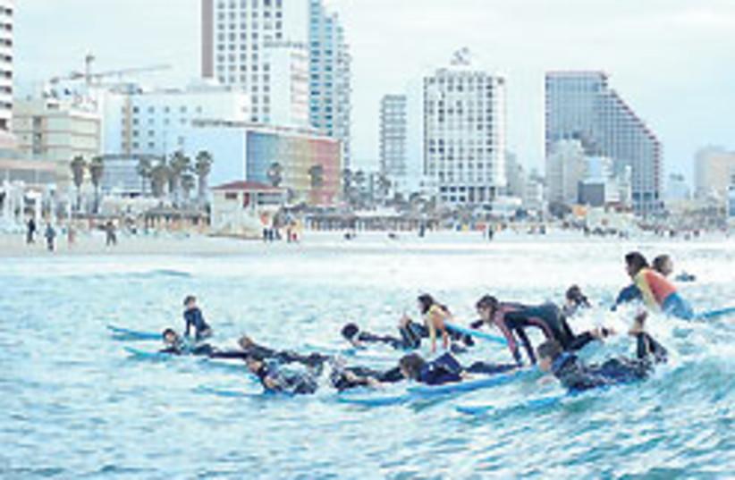 surfing tel aviv 88 248 (photo credit: Rei Dishon)