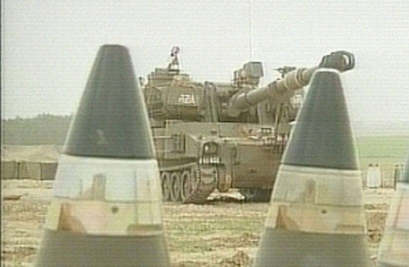 idf tank 298.88 (photo credit: Channel 2)