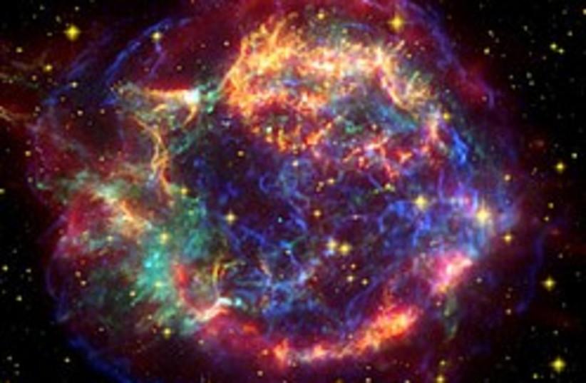 supernova 248.88 (photo credit: )