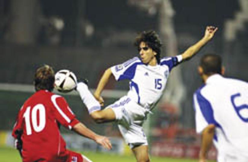 yossi benayoun 248.88  (photo credit: AP)