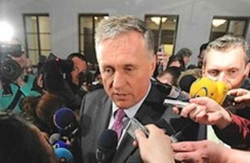 Czech PM Mirek Topolanek 248.88 (photo credit: AP)