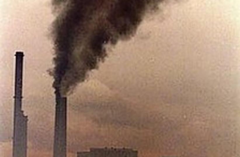 air pollution 298 ap (photo credit: AP [file])