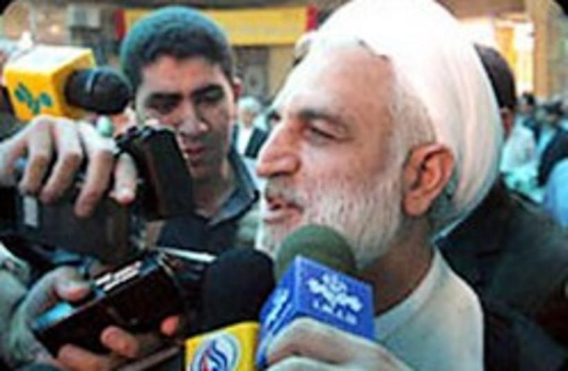 iranian intelligence minister Ejei (photo credit: Courtesy)
