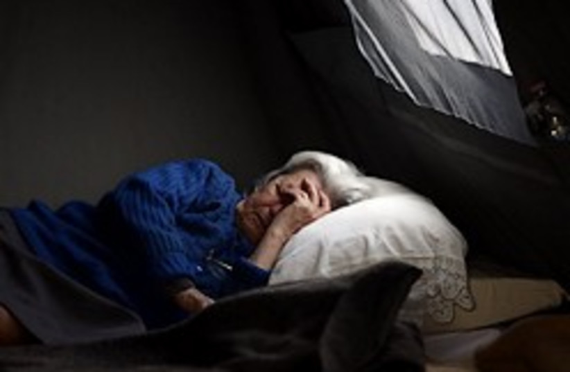 elderly old senior generic 248.88 (photo credit: AP)