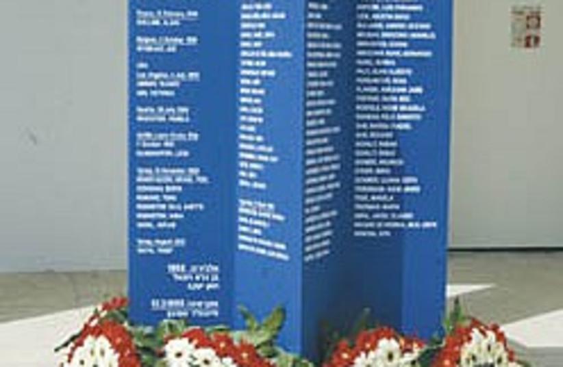 terror victims memorial 248.88 (photo credit: Brian Hendler )