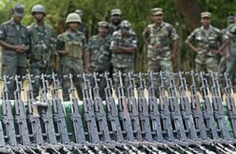 sri lanka rebels 248.88 (photo credit: AP)