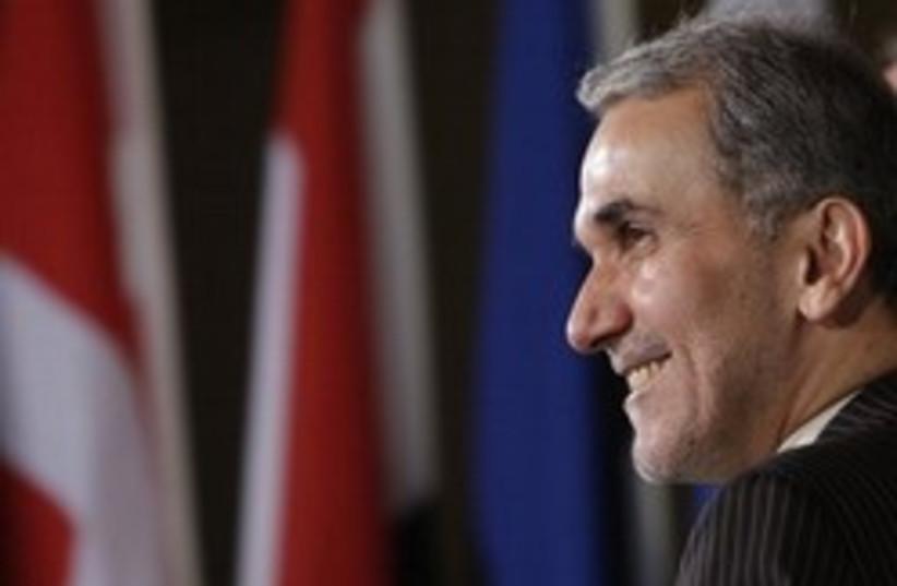 Mohammad Mehdi Akhondzadeh (photo credit: AP [file])