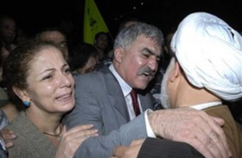 released generals lebanon ap 248 (photo credit: AP)