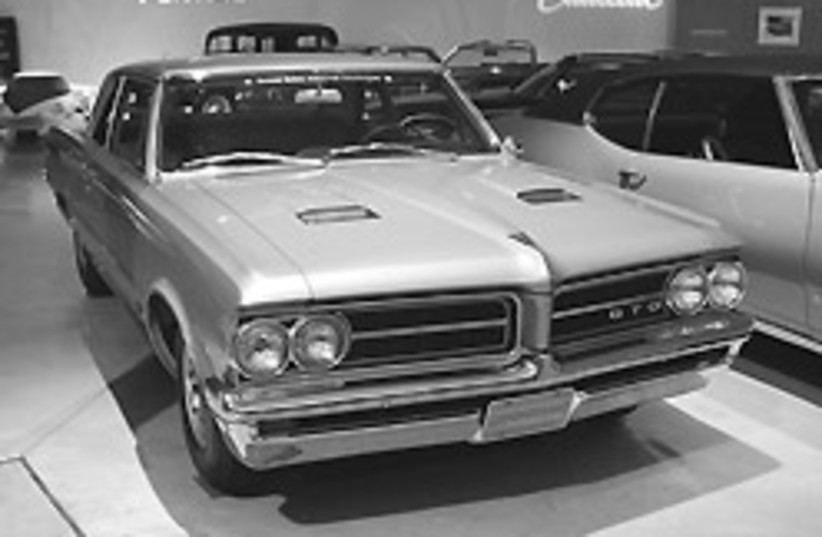 Pontiac GTO 88 248 (photo credit: )