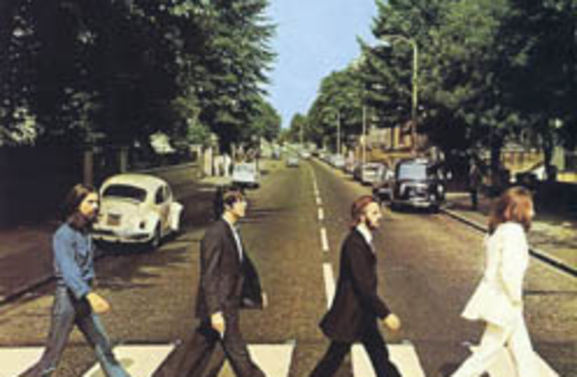 abbey road cover 248.88 (photo credit: Courtesy)