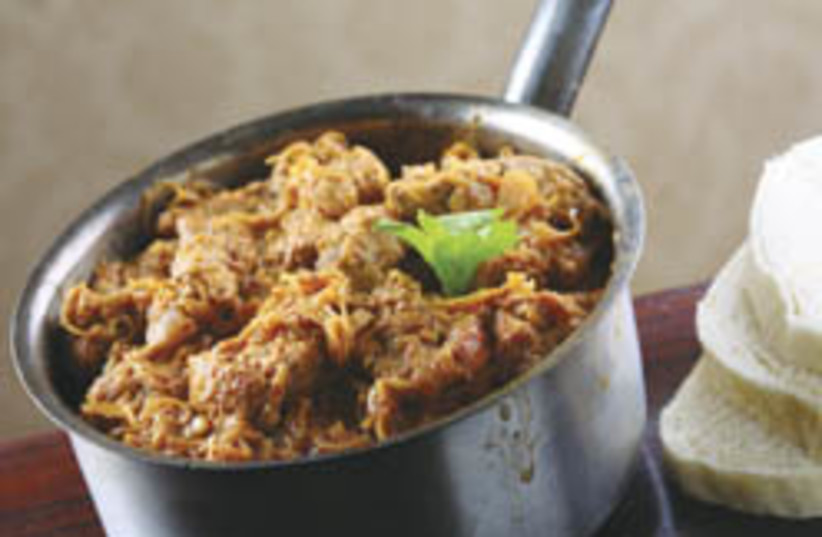 pot of meat 248.88 (photo credit: Courtesy)
