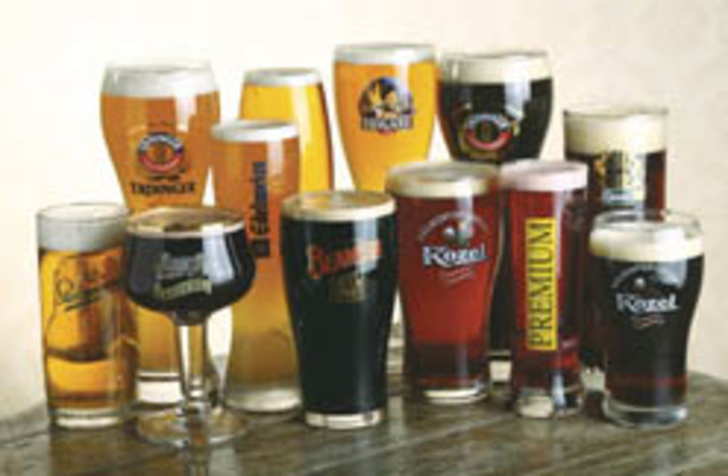 beer 248.88 (photo credit: Courtesy)