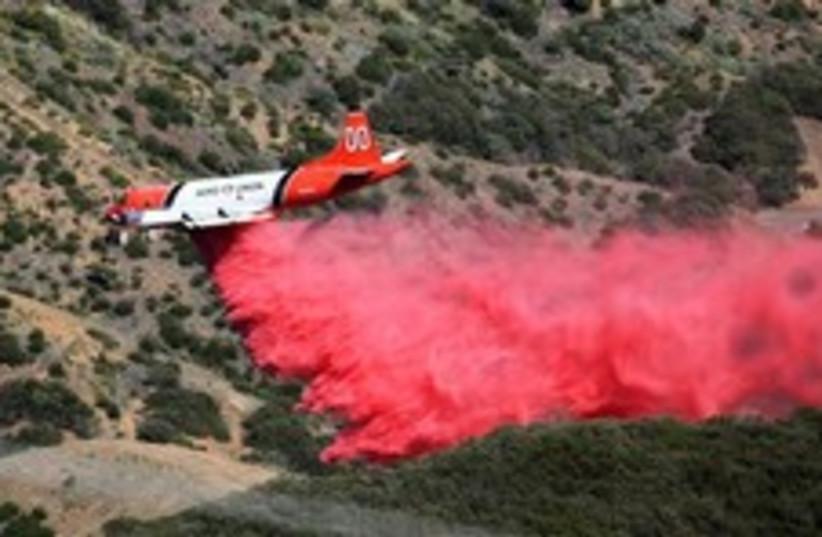 california wild fires 248.88 (photo credit: AP)