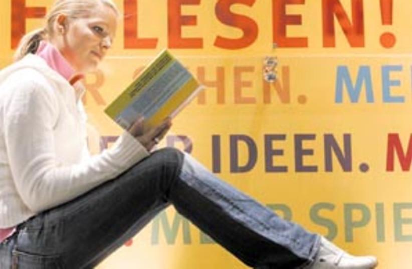 book fair germany 88 298 (photo credit: AP)