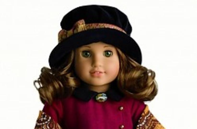 American jewish Girl doll 248.88 jta (photo credit: JTA)