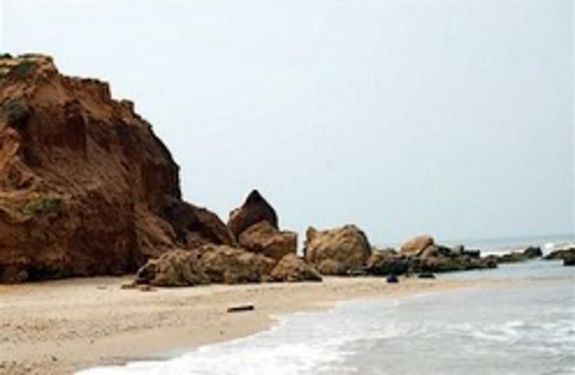 netanya cliffs 248.88 (photo credit: Courtesy)