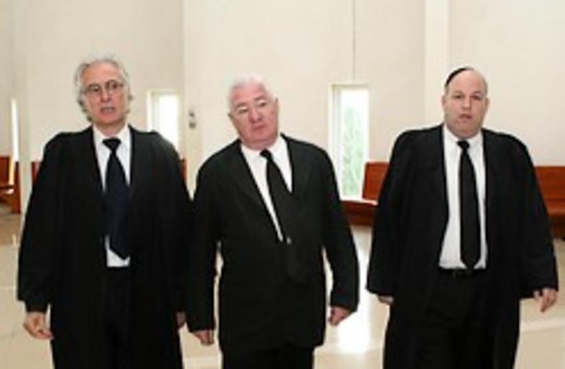 katzav lawyers lavie efldman amir (photo credit: Ariel Jerozolimski [file])