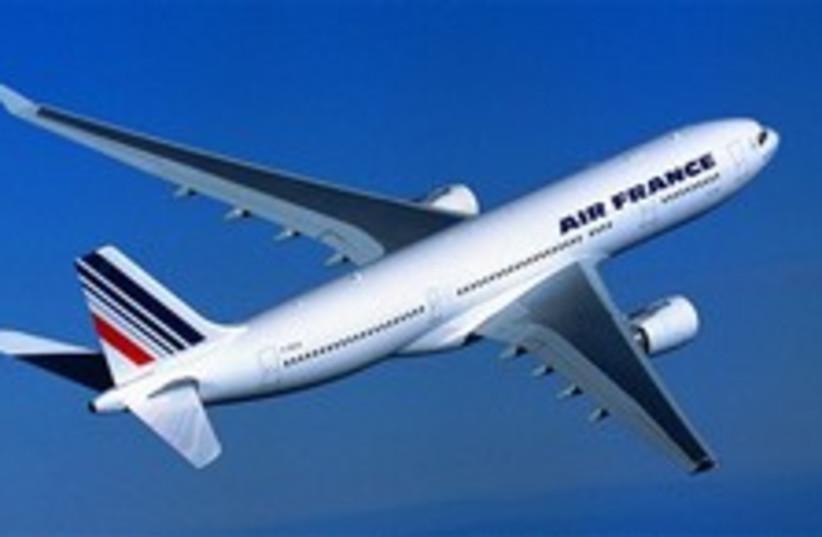 airplane 248.88 (photo credit: AP  )