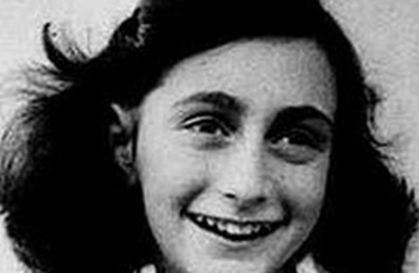 anne frank (photo credit: Archives)