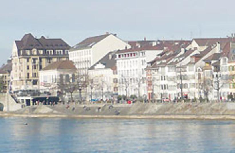 Basel, Switzerland 88 248 (photo credit: Courtesy)