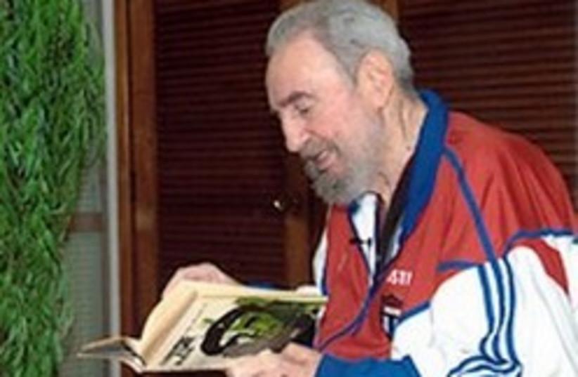 Fidel Castro old 248.88 (photo credit: AP [file])