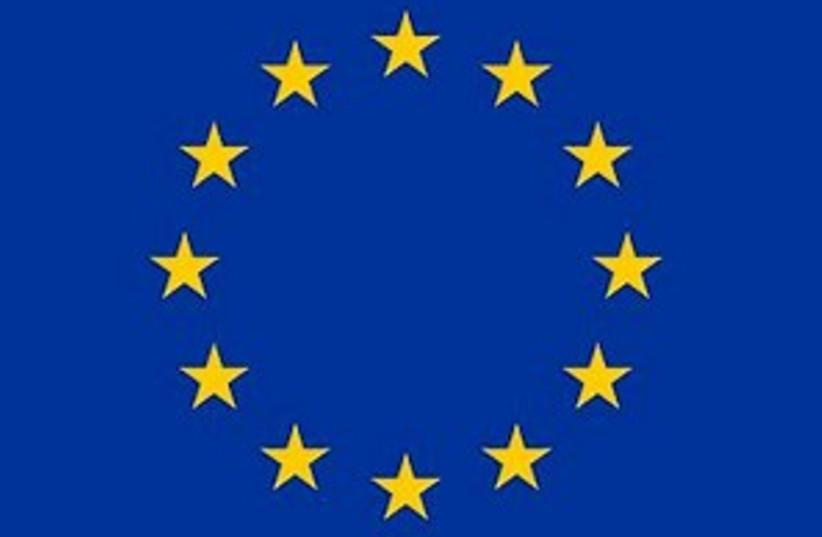 Europe flag (photo credit: DR)