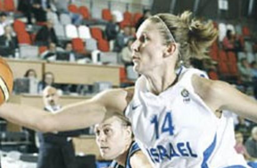Katia Levitsky 248.88 (photo credit: FIBA Europe)